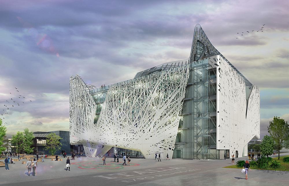 EXPO 2015 – Palazzo Italia